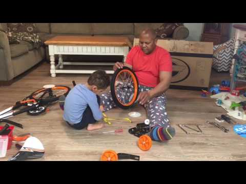 Building A Bike From Toys R Us