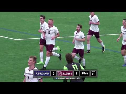 2019 Top 5 Goals - Eastern Men's Soccer