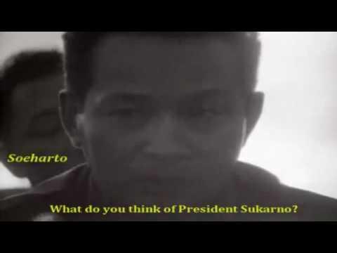 Wawancara Soekarno Dengan Wartawan Prancis