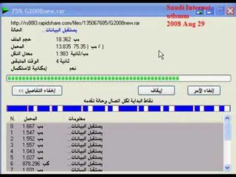 Saudi Internet Speed