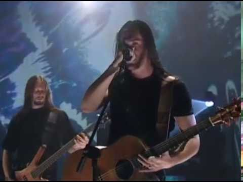 Sentenced   The Rain Comes Falling Down   Live YLE1 Finnish TV
