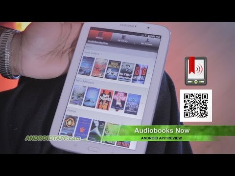 Audiobooks Now (Android App Review)