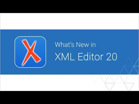 What's New in Oxygen XML Editor 20