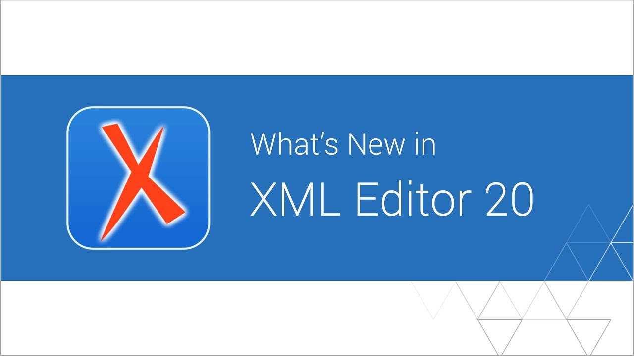 What's New in Oxygen XML Editor 20 0