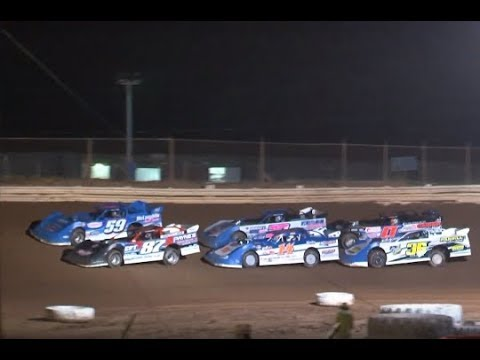 Midway Speedway Late Model Feature 6-22-2019