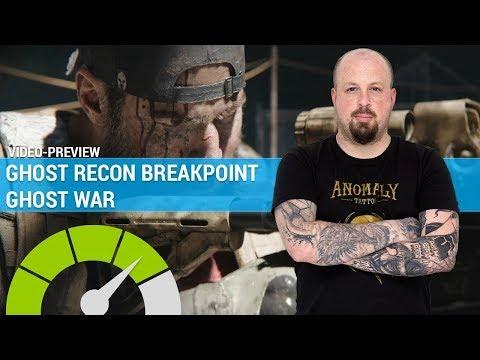 GHOST RECON BREAKPOINT : Un mode PVP prometteur ?   PREVIEW