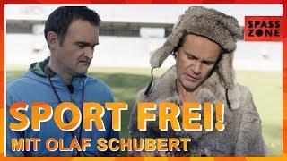 """Olaf """"Coach"""" Schubert: Das goldene Sportabzeichen"""