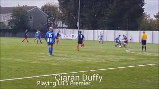 One Love = Football - Game On - Ciarán Duffy - Possession
