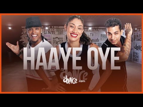 Haaye Oye - QARAN feat. Ash King | FitDance Channel