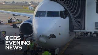 Drones shut down Gatwick Airport near London