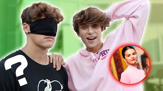 SURPRISING NOAH BECK WITH HIS CELEBRITY CRUSH!!