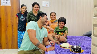 Madhav ka birthday celebration in new home♥️