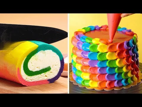 How To Make Cake Ideas With Modern Style 2019 | Perfect Chocolate Cake Compilation | Tasty Plus