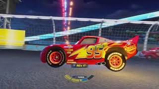 Sneak JR - Cars 3 Driven to Win - Lightning Mcqueen Vs Pro Mixed Cup thumbnail