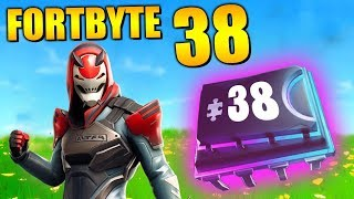 The LAST FORTBYTE 38 🥇 What PASSES? | Fortnite German