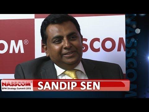 Sandip Sen, Global CEO, Aegis