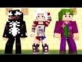 Minecraft: ESCOLA DE VILÕES - ASSALTO AO BANCO #5
