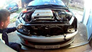 Headlights Replacement on my Peugeot 206
