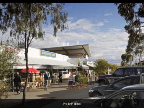 Roxby Downs - life in a northern town