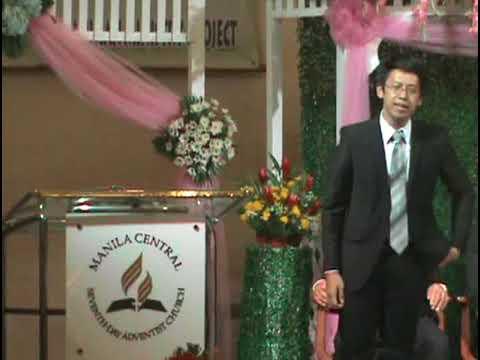 Manila Central Adventist Church Sabbath Sermon July 8 2017