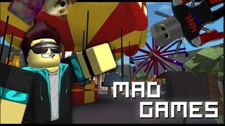 KILLING! Roblox Mad Games con Grim Gaming