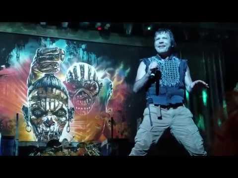 The Great Unknown | Iron Maiden Live @ Talking Stick Resort Arena, Phoenix, AZ (06/28/17)