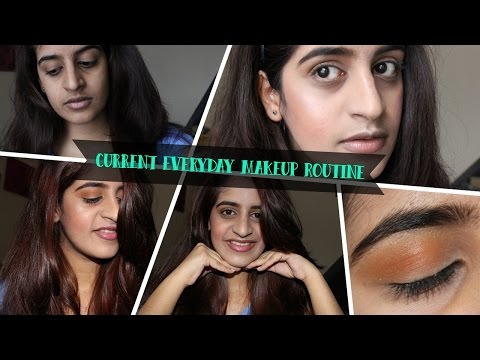 Current Everyday Makeup Routine | Iqra Arshad