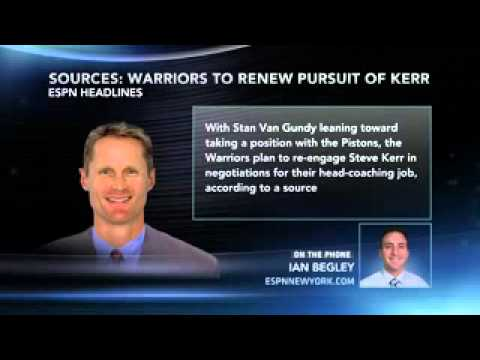 Sources: Warriors Making Push For Kerr