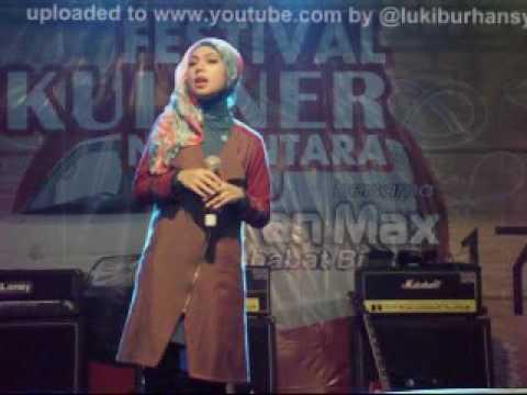 Indah Nevertari Festival Kuliner Nusantara Living World Alam Sutera Tangerang, 17-12-16