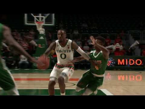 Canes Hoops vs. FAMU | Highlights | 11.16.17
