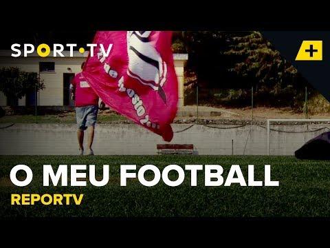 REPORTV – O meu Football