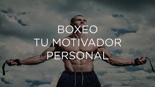 MOTIVADOR PERSONAL BOXEO