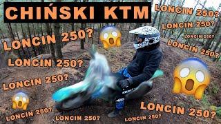 Kubuśka kupuje CHIŃSKIEGO KTM'a! LONCIN 250!?