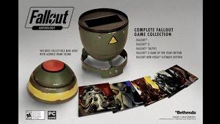 Обзор Коллекционного Издания Fallout Anthology Bomb