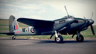 Samoloty wojskowe na świecie - De Havilland Mosquito