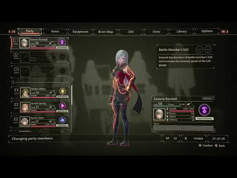 Scarlet Nexus all outfits including DLC |