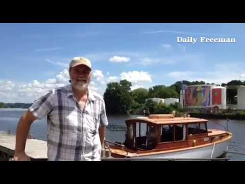 Antique and Classic boat show comes to the Hudson River Maritime Museum this weekend in Kingston.