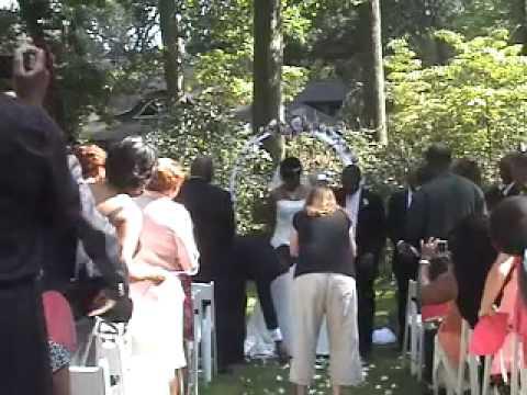 Charis & Duwayne Wedding Ceremony, Presentation Re...