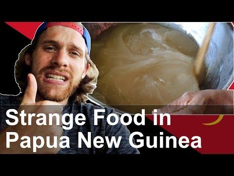Food in Papua New Guinea