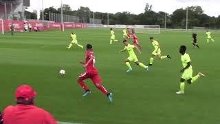 U17 Jhg2003 1. FSV Mainz 05 - SV Wehen Wiesbaden 3:0; B-Junioren-Bundesliga SW 10.08.2019