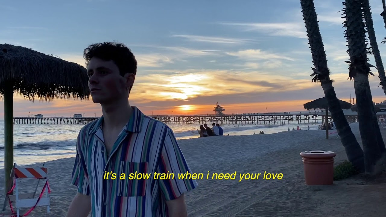 Porsche Love - Slow Train (Official Lyric Video)
