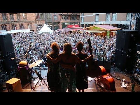 Yael Deckelbaum Trio @ Fete de la Musique, Hannover