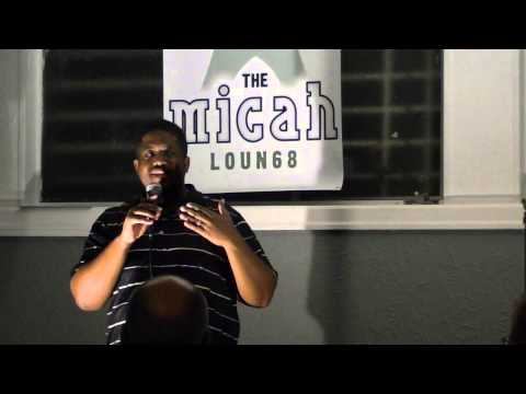 "Jelani Greenidge stand-up comedy: ""black food expressions (PG-13)"""