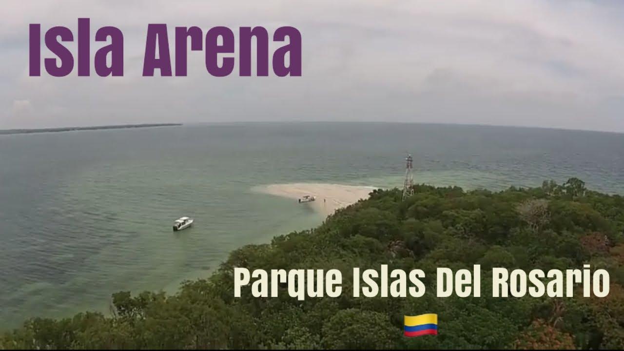 isla arena cartagena de indias