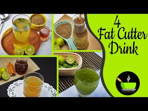 How To Lose Weight During Ramadan    Lose 5 Kgs in 5 Days  4 Fat Burning Drink