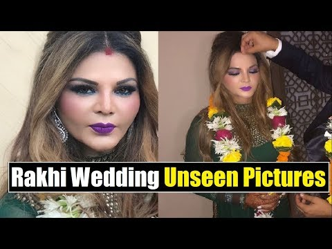 Rakhi Sawant Shares Pictures From Her Wedding| Rakhi Sawant Hindu Wedding| Unseen Picture