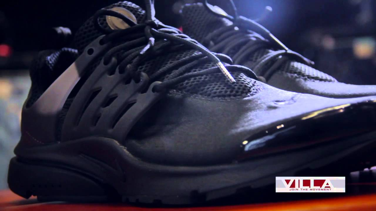 Nike Air Presto Black Black - Video Preview - YouTube 802c8805b
