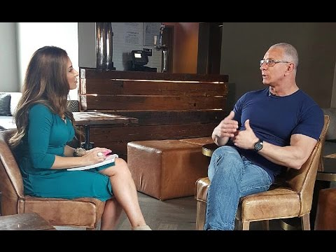 Chef Robert Irvine on Health & Fitness with Bianca Jade