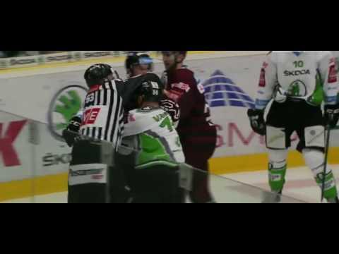 Bitka Petr Vampola (Mladá Boleslav) vs. Petr Vrána (Sparta Praha)