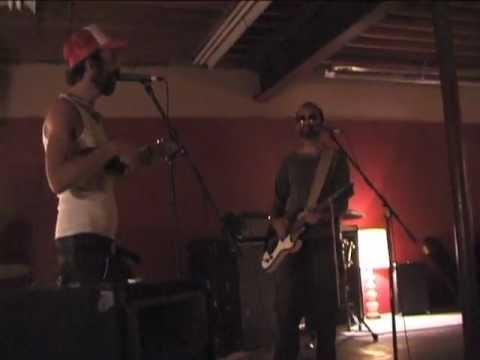 Herman Dune - Live at Jim Zespy's Warehouse - 7/12/03